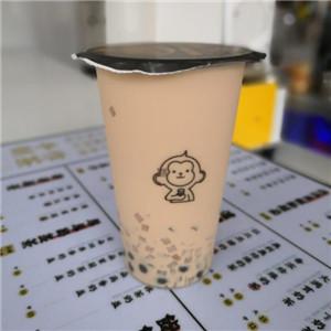 猴子的救兵奶茶菜单