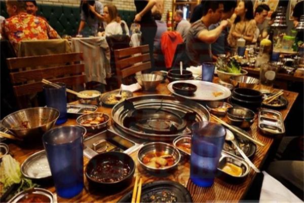 钟路商会韩国料理