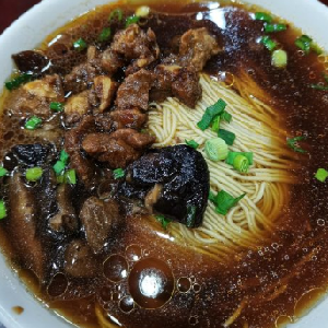 苏州东吴面馆木耳