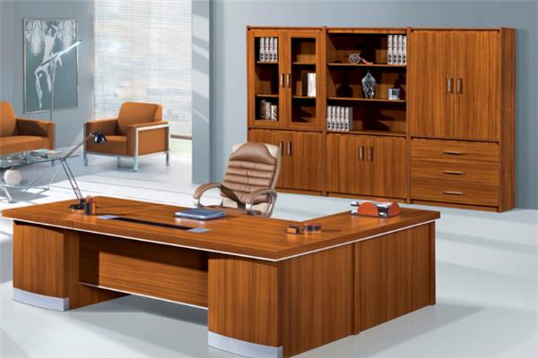 鸿业办公家具木质