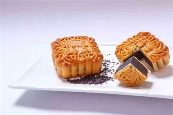 陶陶居月饼新品
