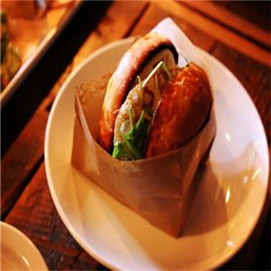 大董鸭汉堡-麻辣