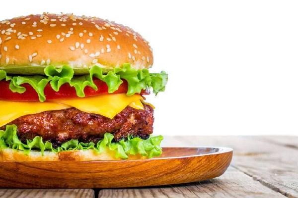 大董鸭汉堡-美味