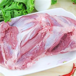 锡盟羊肉瘦肉