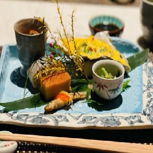 田舍家日本料理菜品丰富