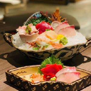 田舍家日本料理刺身