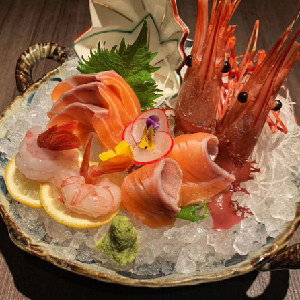 田舍家日本料理海鲜拼盘