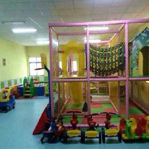 金蓓蕾幼儿园活动室