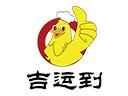 吉运到鲍汁鸡快餐品牌logo