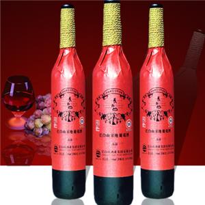 长白山葡萄酒典藏款葡萄酒
