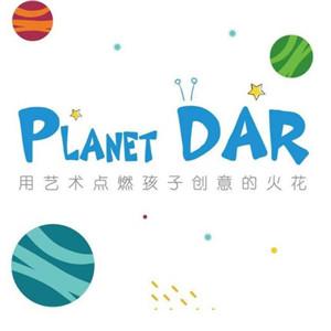 达尔星球美术绘画