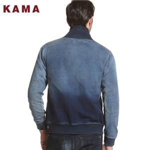 卡玛男装蓝色