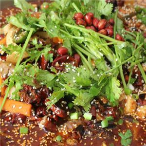 爱尚波波鱼香菜