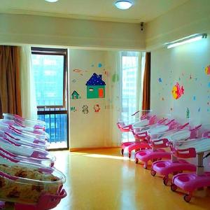 喜悦月子会所育婴室