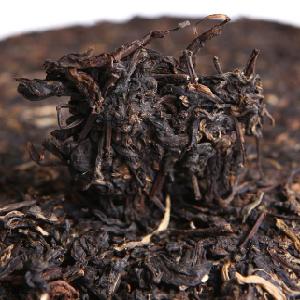 布朗山大树茶红茶