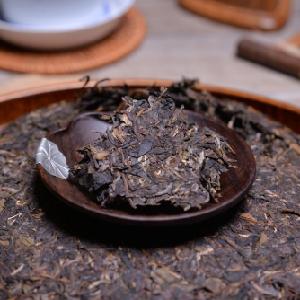 老仓普洱茶干茶