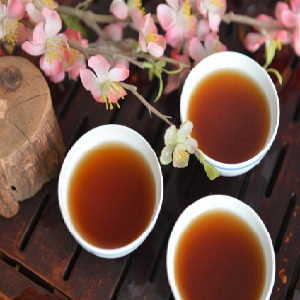 老仓普洱茶茶水