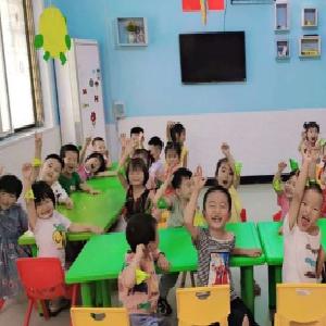 安琪儿幼儿园培养孩子