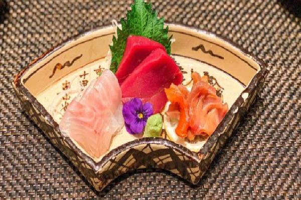 田舍家日本料理三文鱼