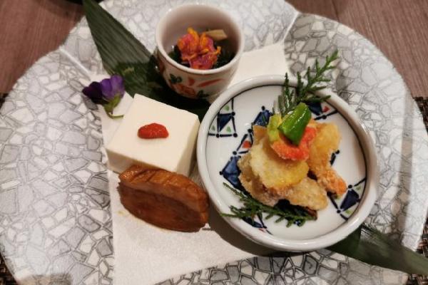 田舍家日本料理特色套餐