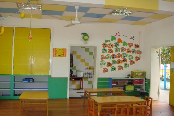 金蓓蕾幼儿园教师环境