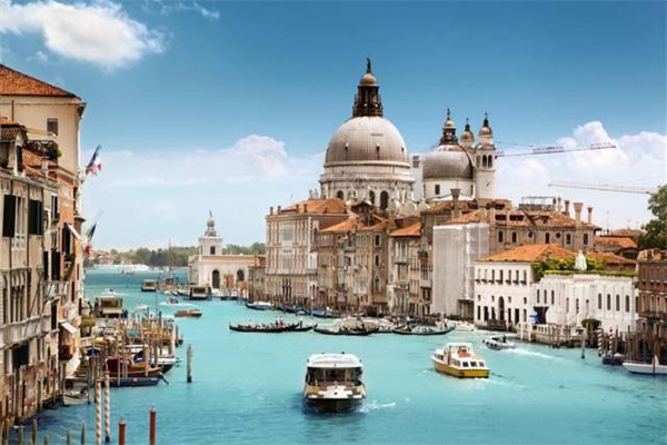 威尼斯水城景色