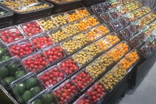 盒马鲜生超市特色