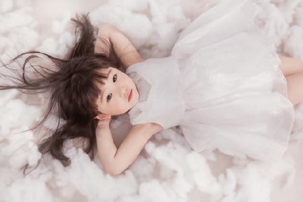 天使印象国际儿童摄影公主系列