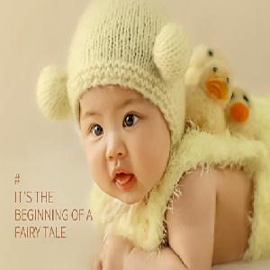 天使印象国际儿童摄影做健康宝宝