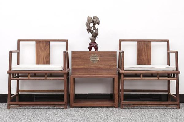 嘉宝莉家具漆木椅