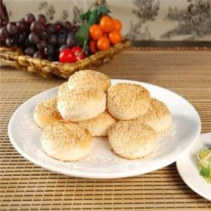 义兰饼店芝麻饼