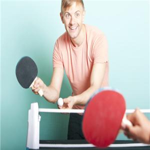 乐旋乒乓教学