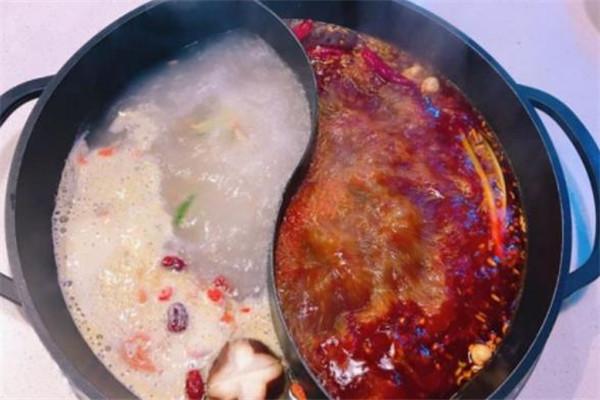 火锅宣言小郡肝火锅串串香美味
