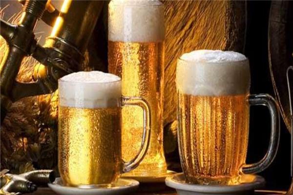 爱丁堡啤酒展示