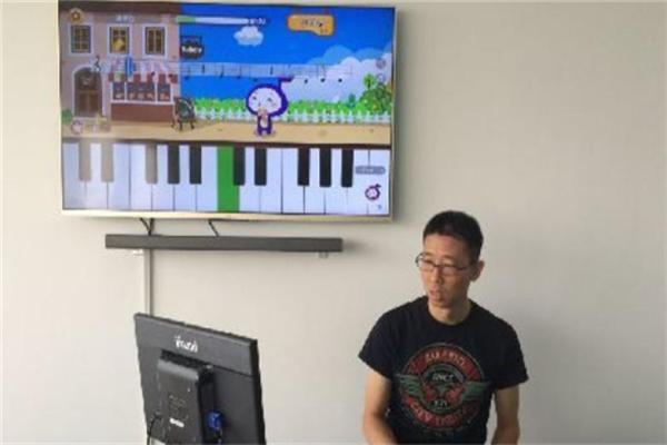 小叶子音乐教育授课