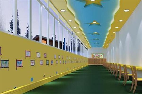 贝贝佳欧莱幼儿园教室