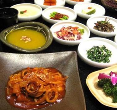 肉加韩国料理加盟