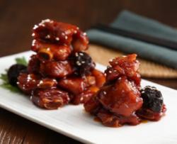 肉加韩国料理菜