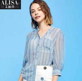 艾丽莎时尚女装衬衫