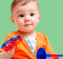 麦迪森国际早教中心孩童