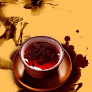 梧州六堡茶浓稠