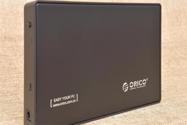 奥睿科硬盘盒展示