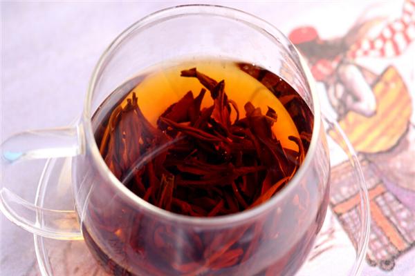 老记大红袍茶叶健康