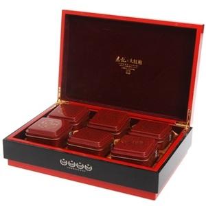 老记大红袍茶叶礼盒