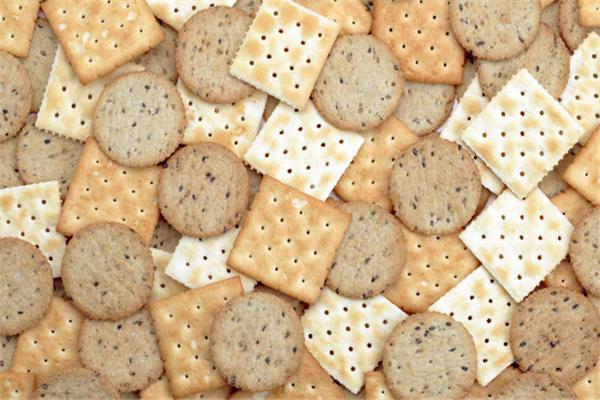 好吃点饼干展示