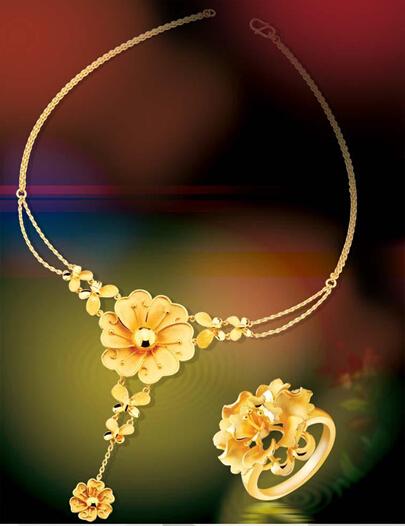 金凤凰珠宝挂链
