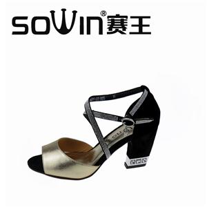 赛王皮鞋时尚