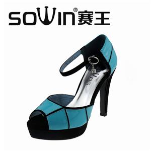 赛王皮鞋美观