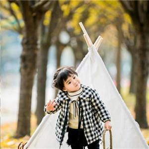 象北鼻儿童摄影女宝宝