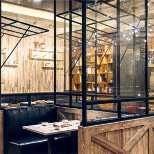 萃华茶餐厅-整洁
